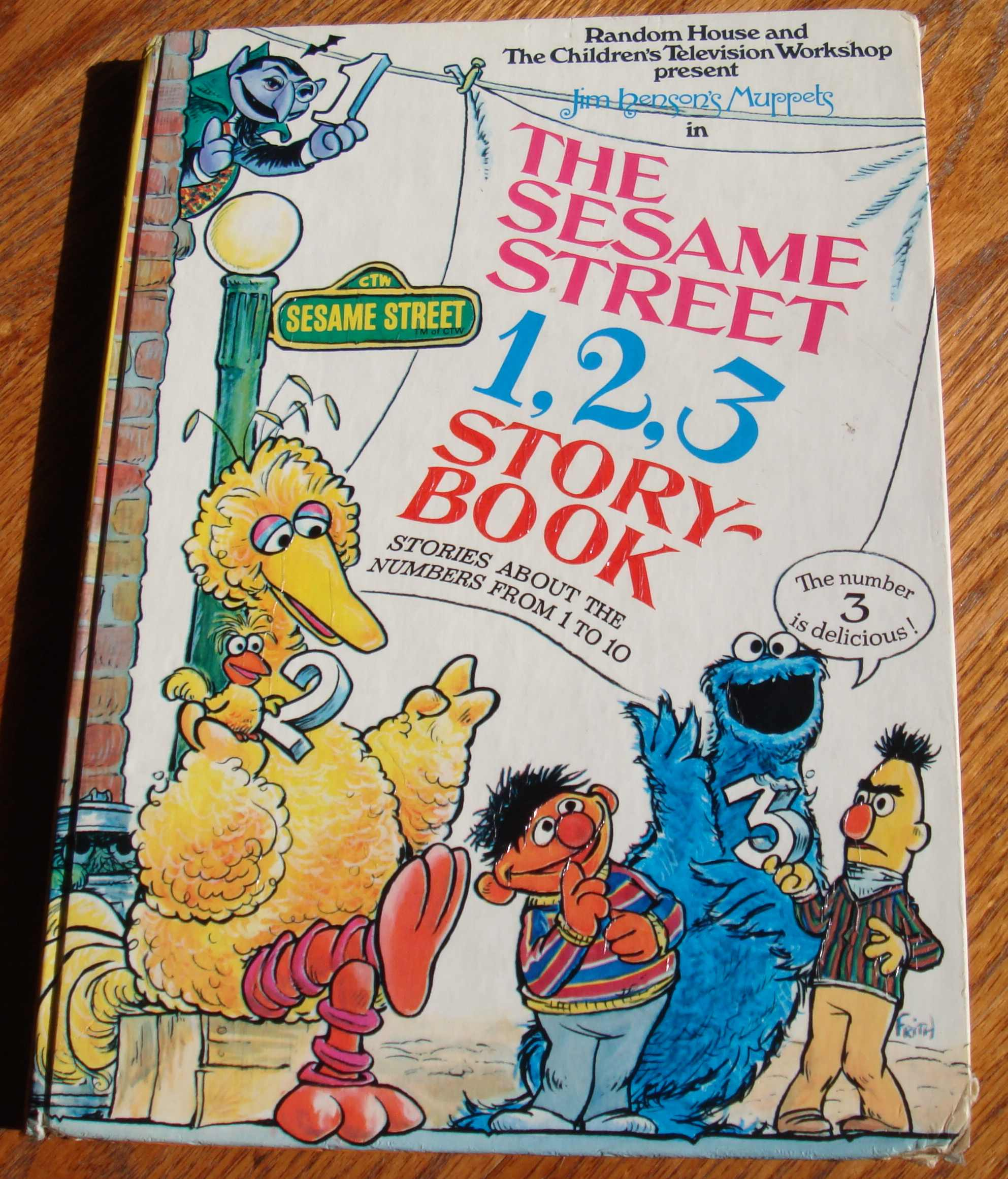 Sesame Street By The Numbers Reading Good Stuff To Good