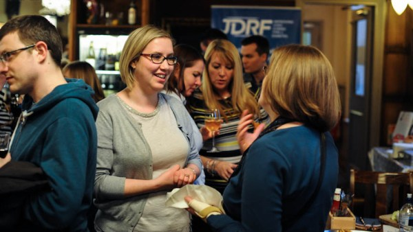 JDRF Discovery Evening at The Railway Tavern in London
