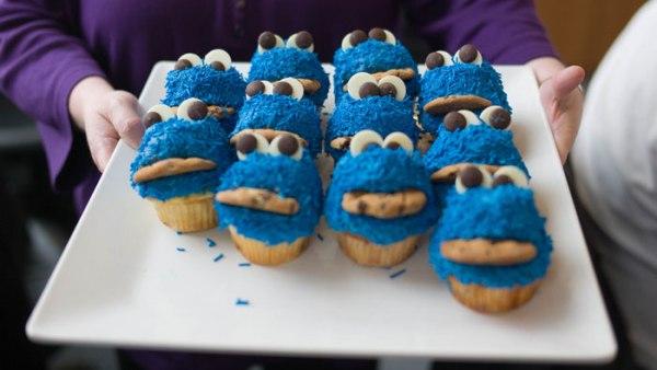 Bake it blue