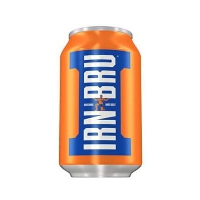 Can of Irn Bru