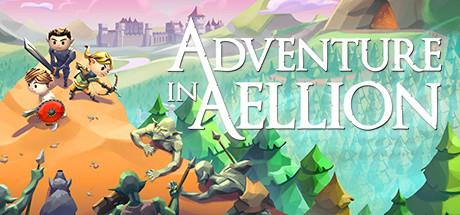 Adventure In Aellion sur JDRPG.FR