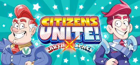 Citizens Unite!: Earth x Space sur jdrpg.fr