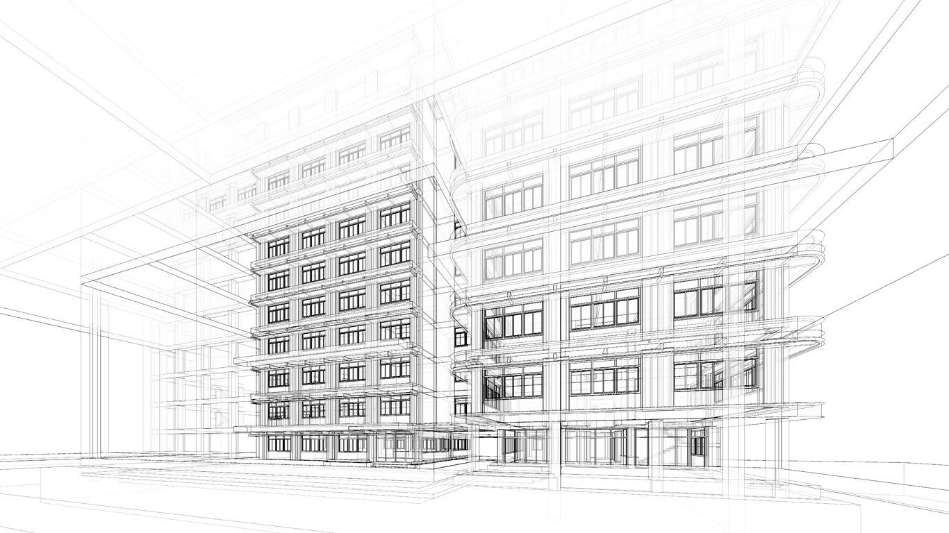 JDSfaulkner Commercial Services Building Drawing