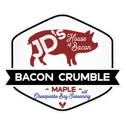 Maple Chesapeake Bay Seasoned Bacon Crumble