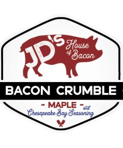 Maple Chesapeake Bay Seasoned Bacon Crumble