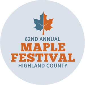 62nd Annual Highland County Maple Festival