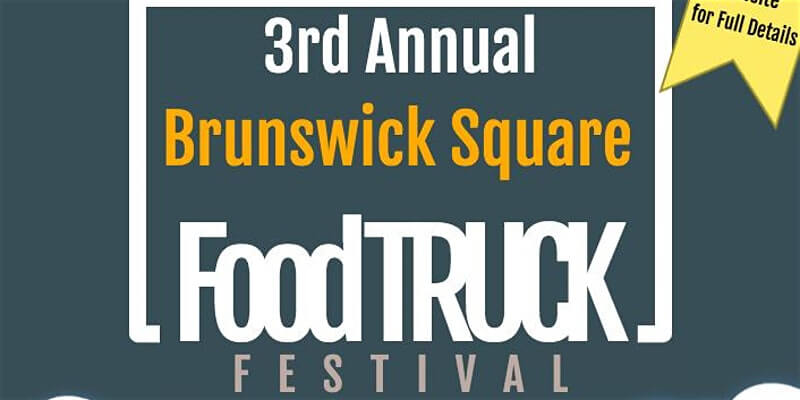 3rd annual Brunswick Square food truck festival