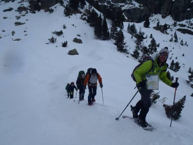 Motivacion en la montaña