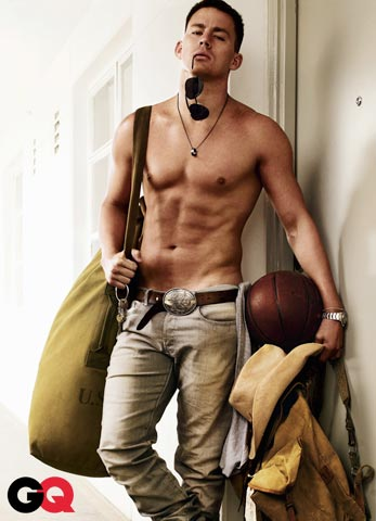 Choice Hottie for July: Channing Tatum (3/6)
