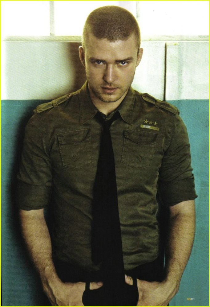 Choice Hottie for September: Justin Timberlake (4/6)