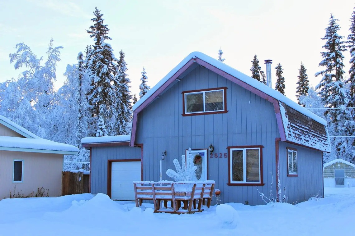 home needing furnace repair