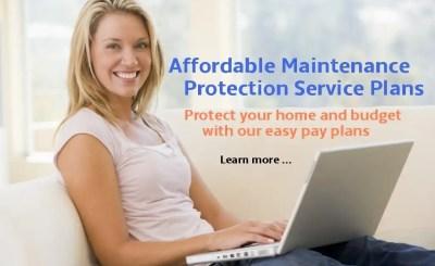 service plan banner