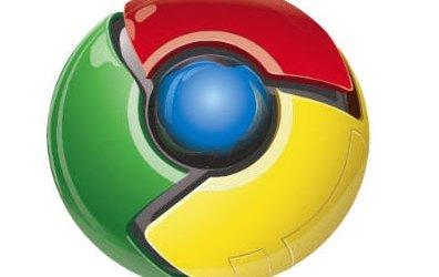 Google Chrome – No Disk error