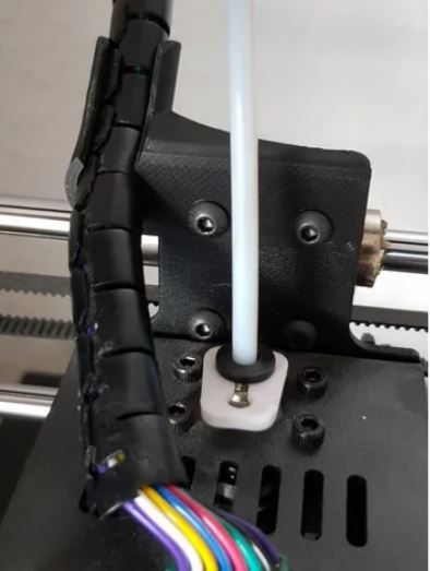 ANYCUBIC MEGA S FDM 3D Printer bowden tube fix