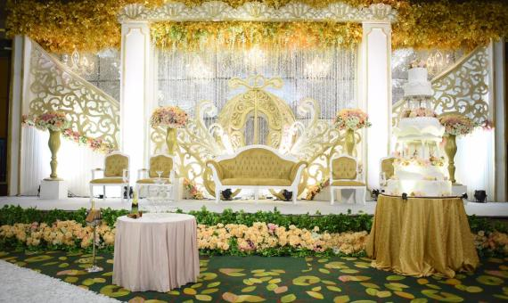 JDV WEDDING PLANNER LUMIRE HOTEL INTIMATE WEDDING
