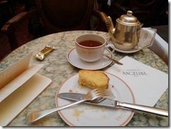 Chez Angelina table n°10 de Coco Chanel