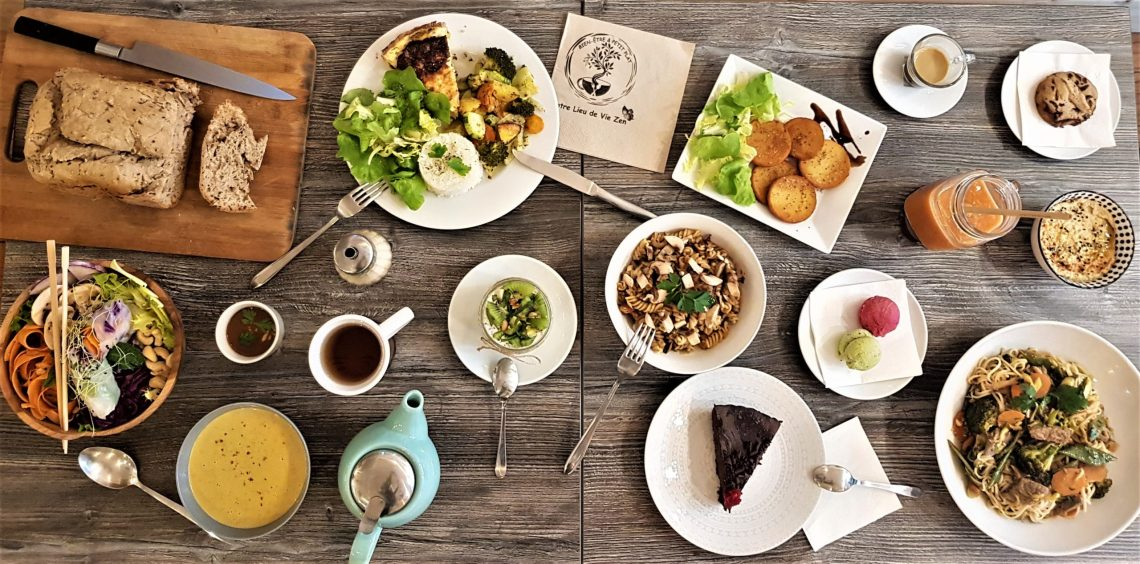 idées de repas sans gluten