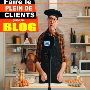 comment créer un blog d'entreprise cuisinier bloggeur