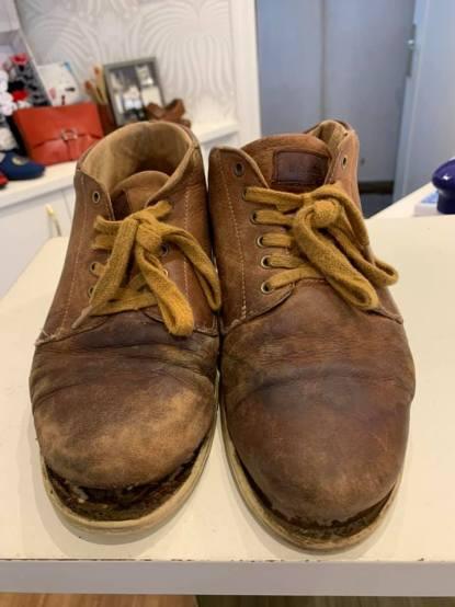 on marche sur la tête : le mouvement des détaillants de chaussures