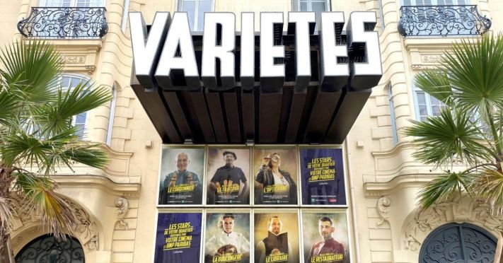 Les commerçants à l'affiche - https://je-suis-commercant.fr Théâtre des variétés