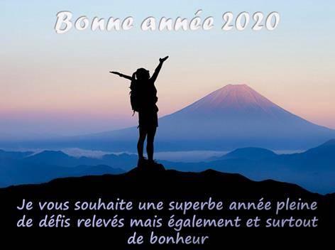 Vœux et résolutions, le Défi féministe 2020