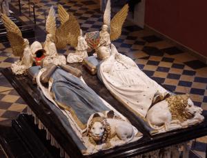 visite musée gratuit tombeaux ducs