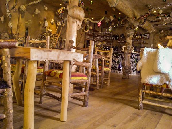 Interior of Haisai