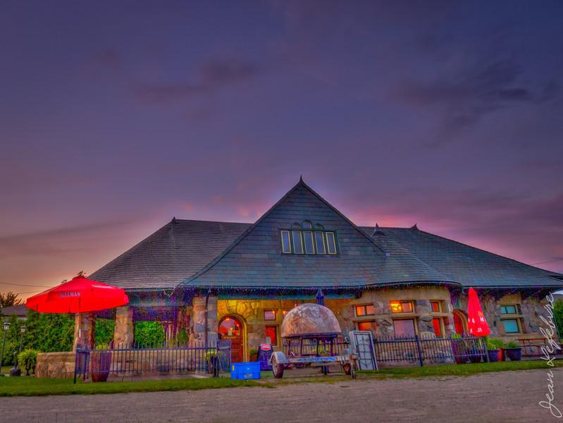 Mettawas Station restaurant