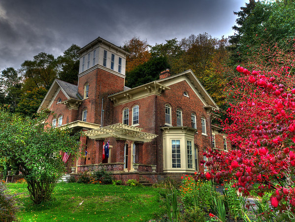 Cook's Mansion, Montour Falls