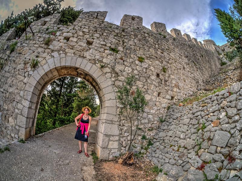 Fort in Hvar