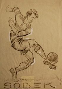 Johannes Sobek, Hertha BSC - Front