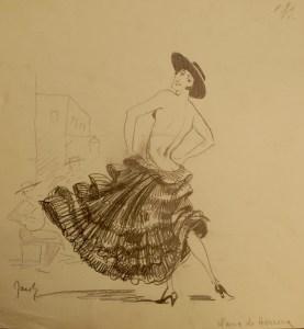 Nana de Herrera - Front
