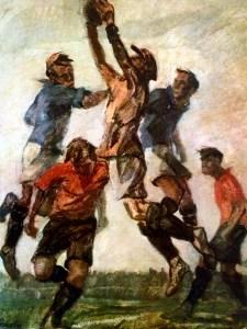 Le gardien de but - Football