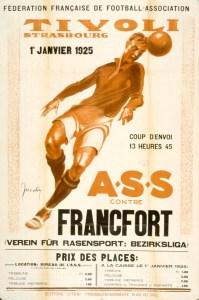 A. S. S. contre Francfort