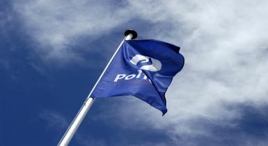 Drapeau Policejpg