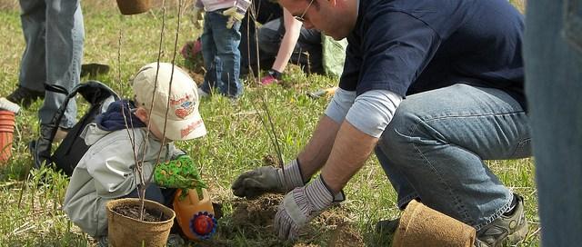 CC BY-NC-ND 2.0 Flickr HCA Tree Planting