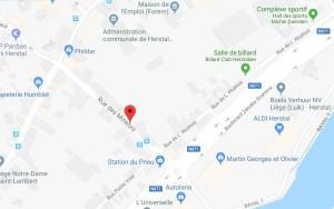 rue des mineurs herstal