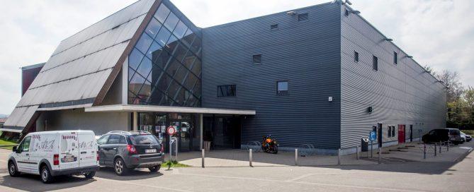 centre vaccination La Prealle Herstal