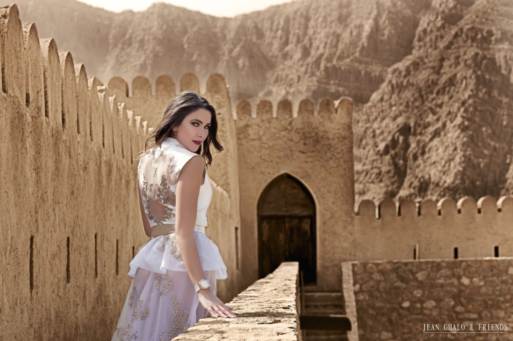 Hublot MEA Campaign Oman Behind The Scenes by Jean Ghalo & Friends