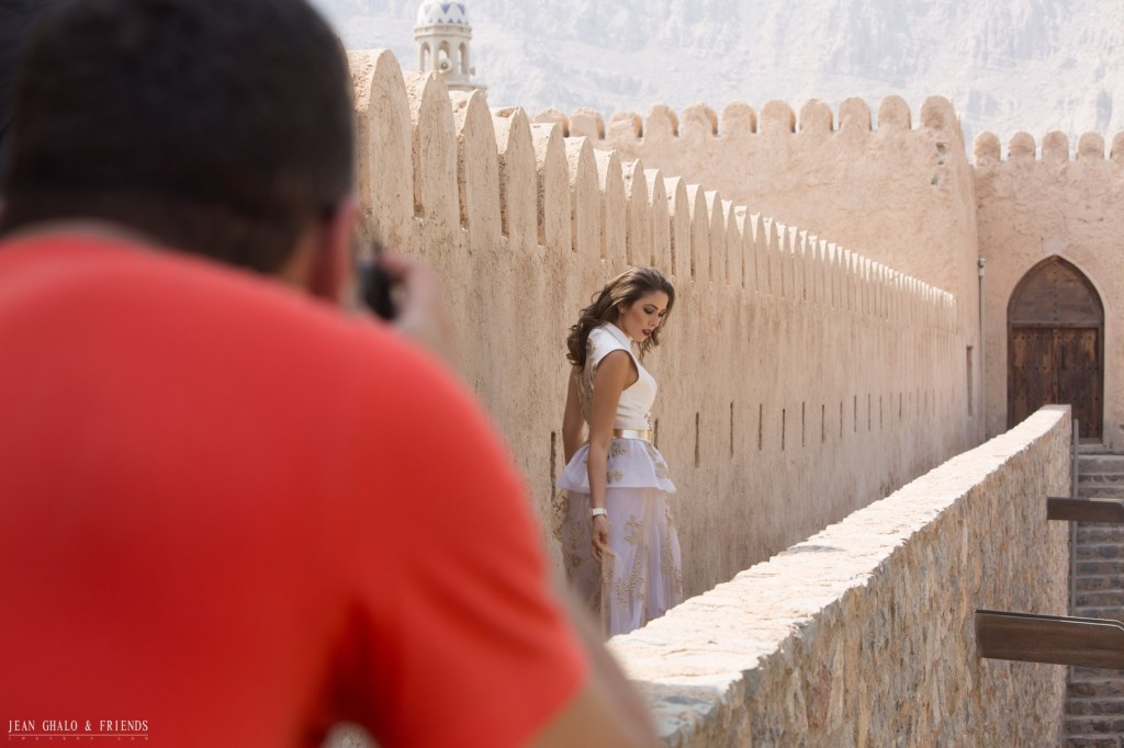 Hublot MEA Campaign Oman Behind The Scenes