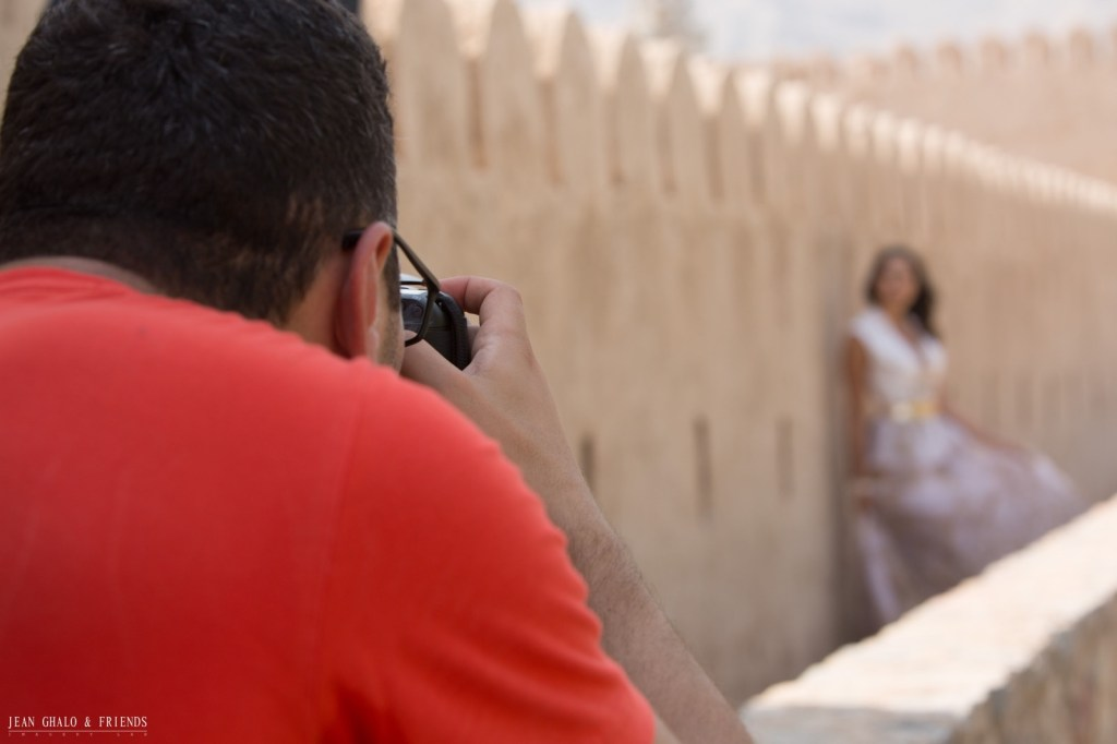Hublot MEA Campaign Oman Behind The Scenes