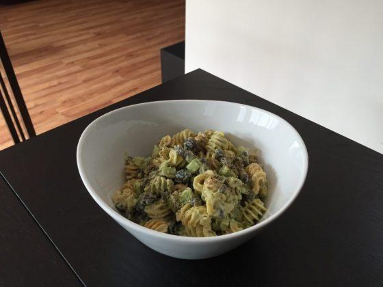 Black Bean & Quinoa Pasta 2