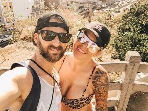 Austin and Jeana Passy