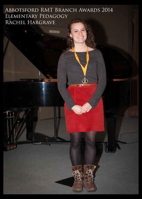 Rachel Hargrave - Elementary Pedagogy