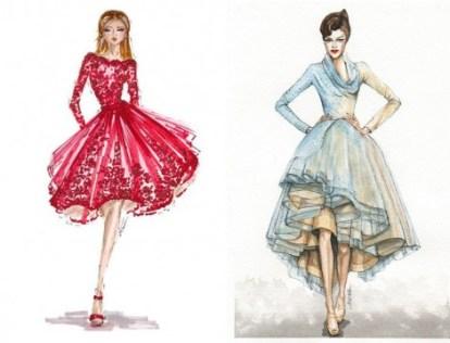 Moda-tasarım-çizimleri-örnekleri-kolay
