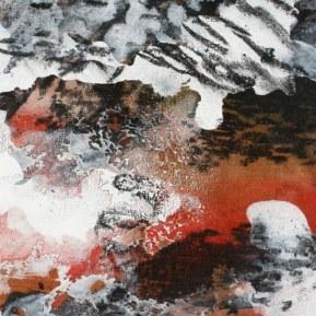 Paysage défaillant 05 (détail), 2010