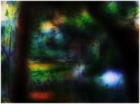 Saturation (arbre tordu 09), 2010