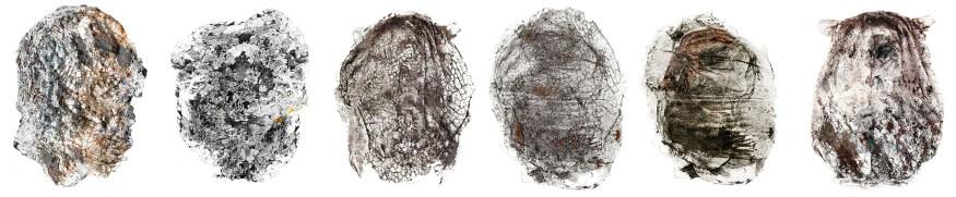 2018 - Matière grise, 137 x 900 cm, Dessin sur calque