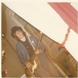 Mon premier gig- Montlignon 1973