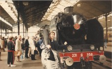 Chass ..- Paris Gare du Nord (going to Le Havre)